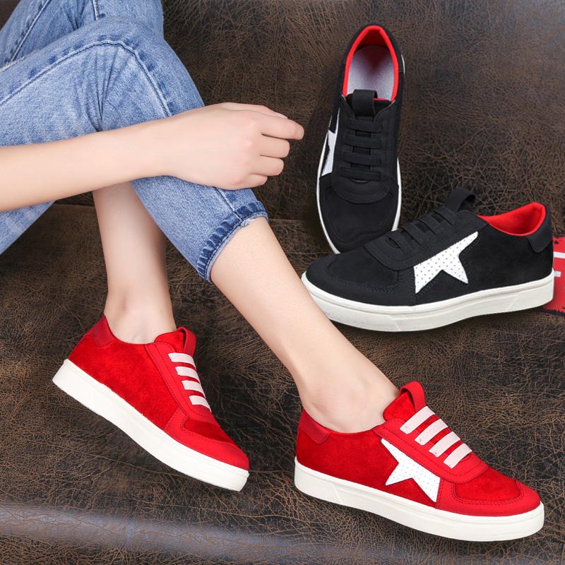 断码清仓休闲鞋2020新款潮百搭韩版学生一脚蹬板鞋运动鞋平底防滑