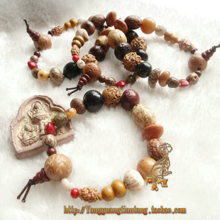 Bracelets rosary prayer beads Bodhi eighth child security and peace 18 sub bracelets eighteen seed opening Specials
