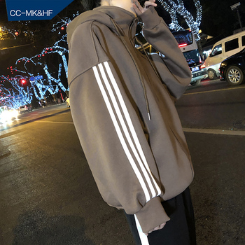 ins港风男生秋冬季韩版嘻哈男外套