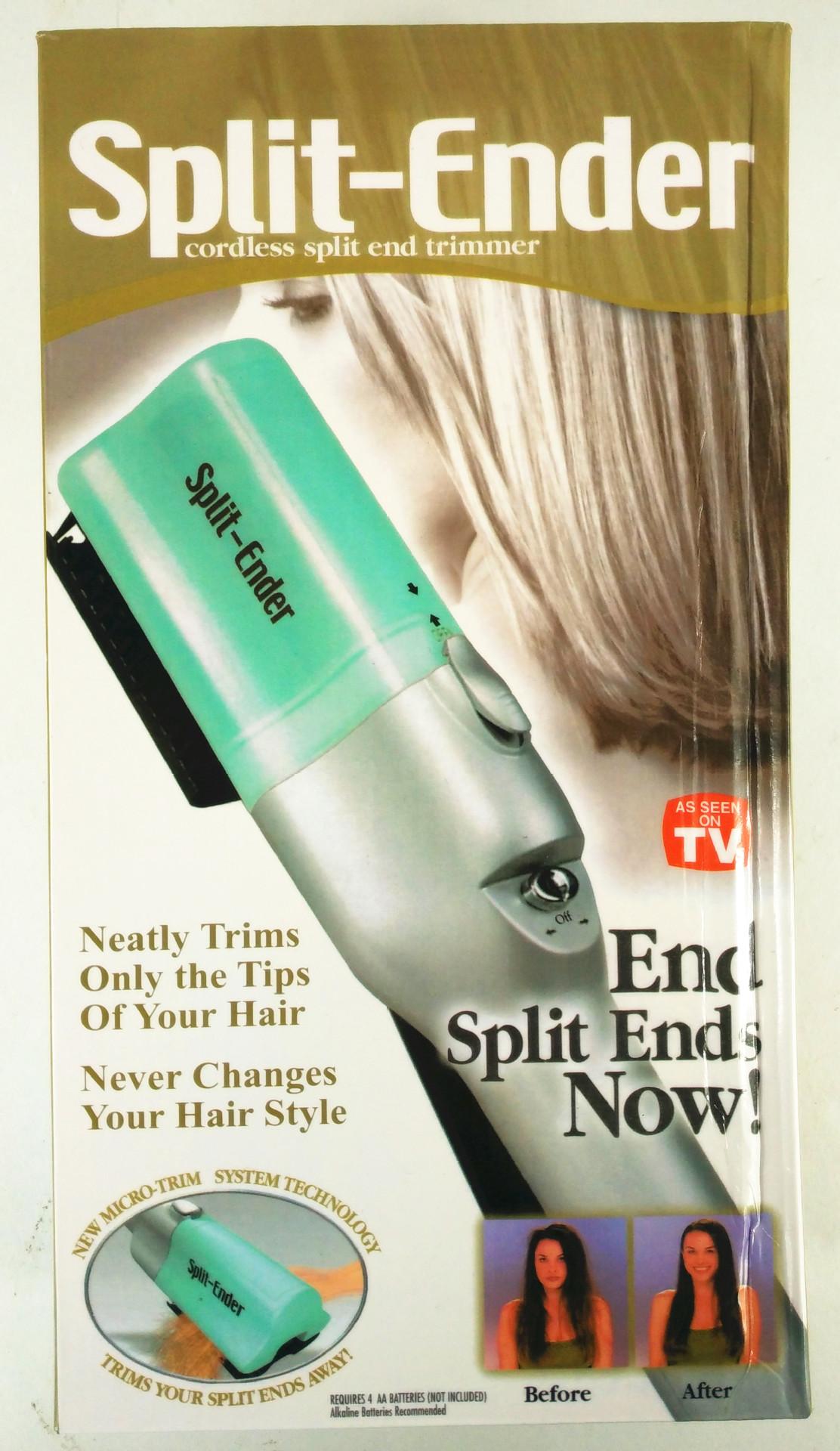 Подстригать волосы в машины Сплит Эндер Talavera артефакт TV шоппинг продукты красоты