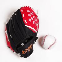 Бейсбол перчатки детские молодой молодежный Взрослый кувшин ловит мяч внутри и снаружи поля перчатки Боевое обучение