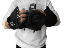 Genuine forest warrior SLR camera short focus rain cover - short focus SLR camera rain cover small
