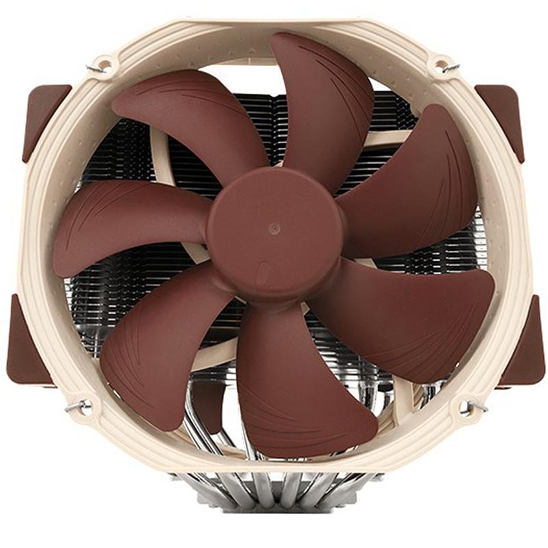 猫头鹰NH-D15 CPU散热器 AMD i5 i7 电脑风扇 静音超频风扇