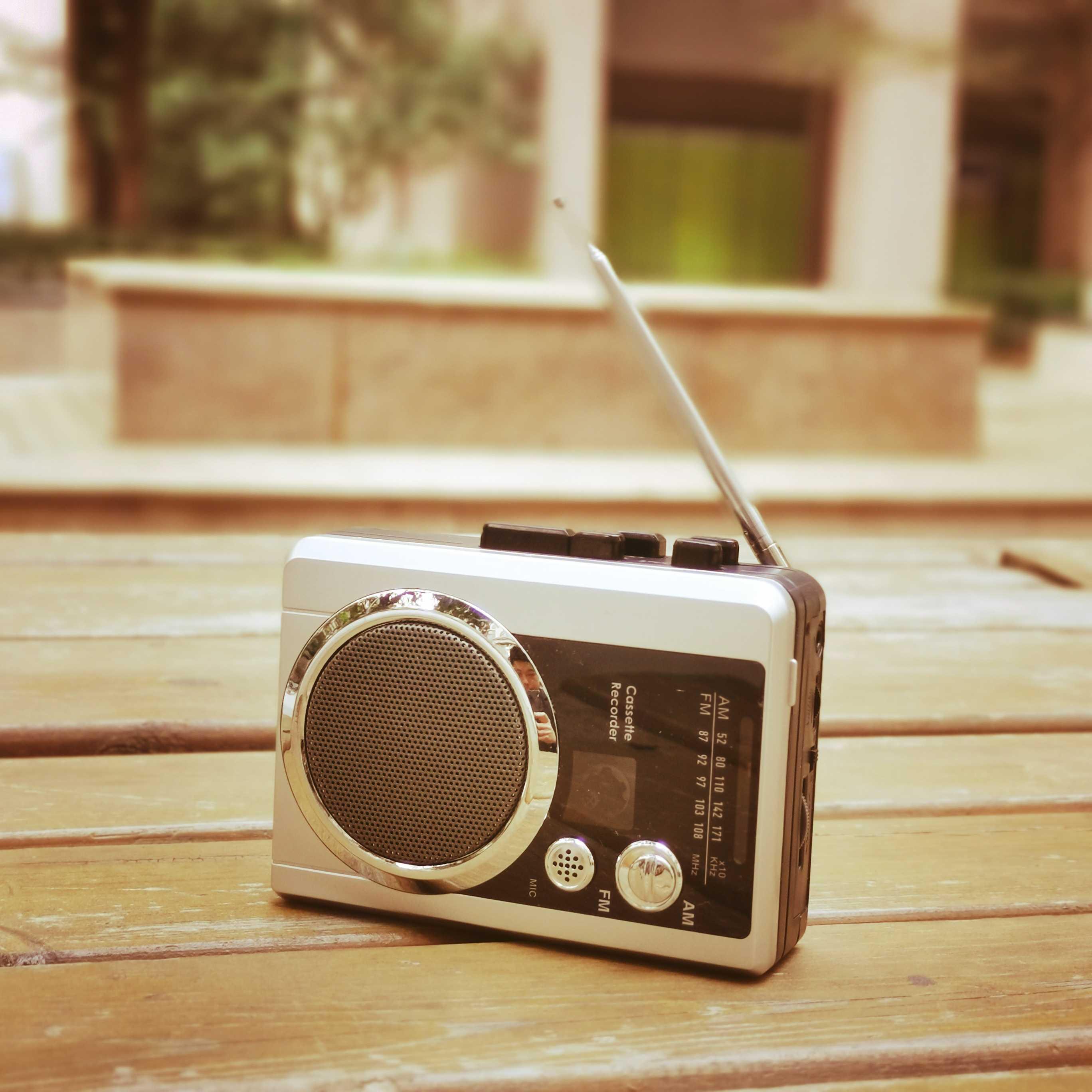 出日本磁带随身听磁带播放机卡带单放机录音机收音机外放自动返带 Изображение 1