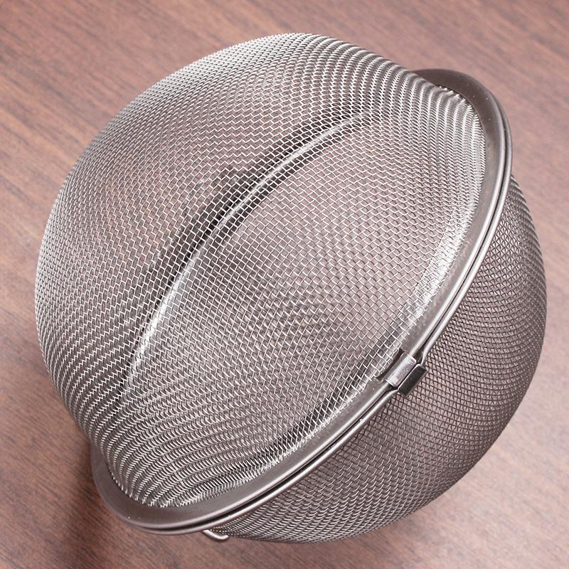 10-12新券不锈钢调料球卤袋炖肉调宝球味泡茶