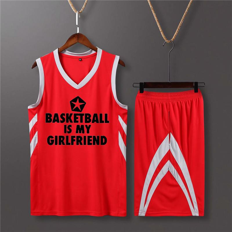 哈登球服男篮球比赛运动服套装吸汗速干透气学生训练定制篮球服热销0件假一赔三