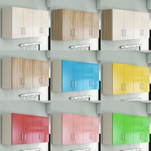 吊柜墙壁柜卫生间厨房置物柜子现代简约卧室挂墙式顶柜阳台储物柜