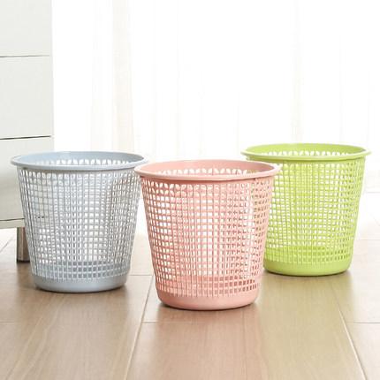 分类塑料镂空大号垃圾桶无盖家用客厅厨房卫生间办公室纸篓垃圾篓