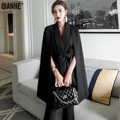 春装2021年新款女套装时尚洋气御姐气质女神范套装职业西装两件套