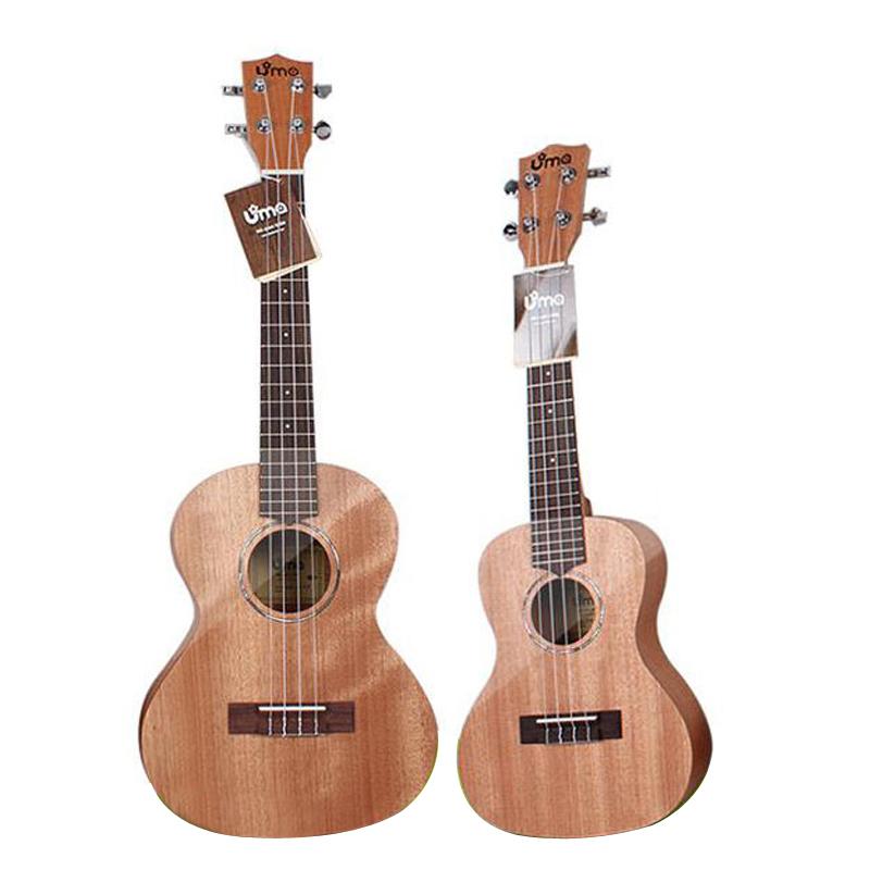 uma尤克里里23寸初学者单板小吉他满299元可用5元优惠券