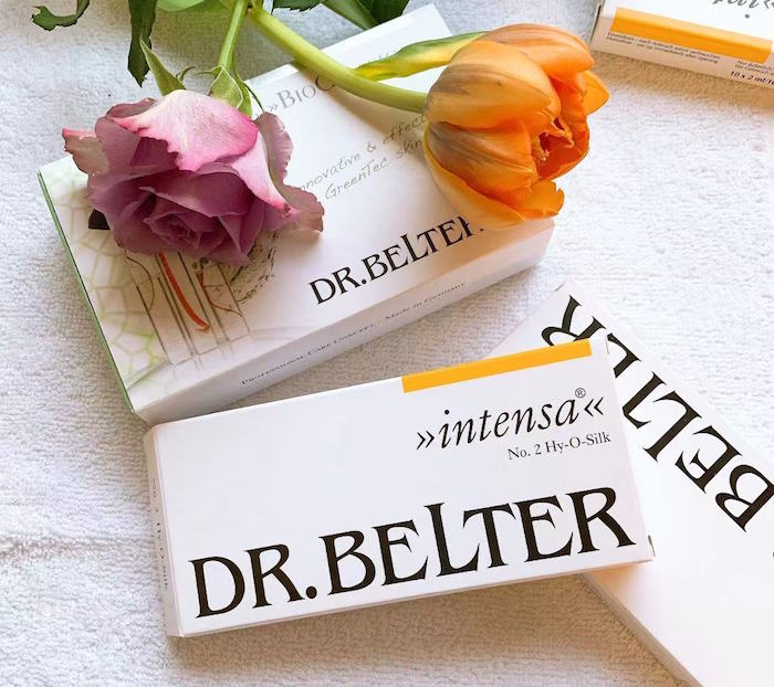德国直邮 Dr. Belter intensa No. 2 Hy-O-silk 2号玻尿酸丝滑安