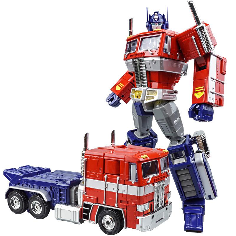 威将合金版MPP10变形玩具金刚大黄蜂正版男孩机器人4手办擎天柱