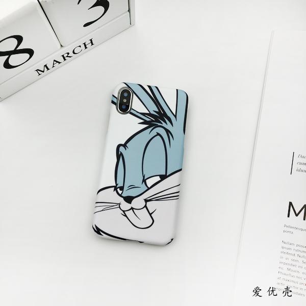 卡通可爱兔子魅族16xs 16spro手机壳(用10元券)