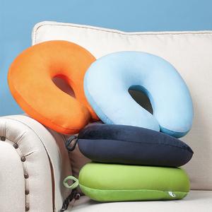 粒子U型枕颈椎护颈枕可变U形枕头汽车飞机旅行枕学生午睡午休神器