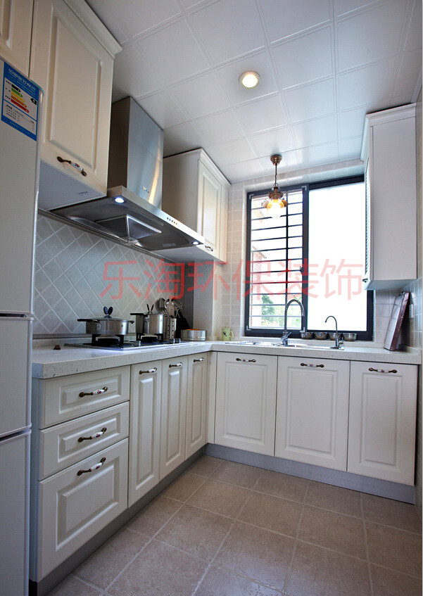 European style moulded door panel integrated cabinet customized customized kitchen cabinet simple modern cabinet