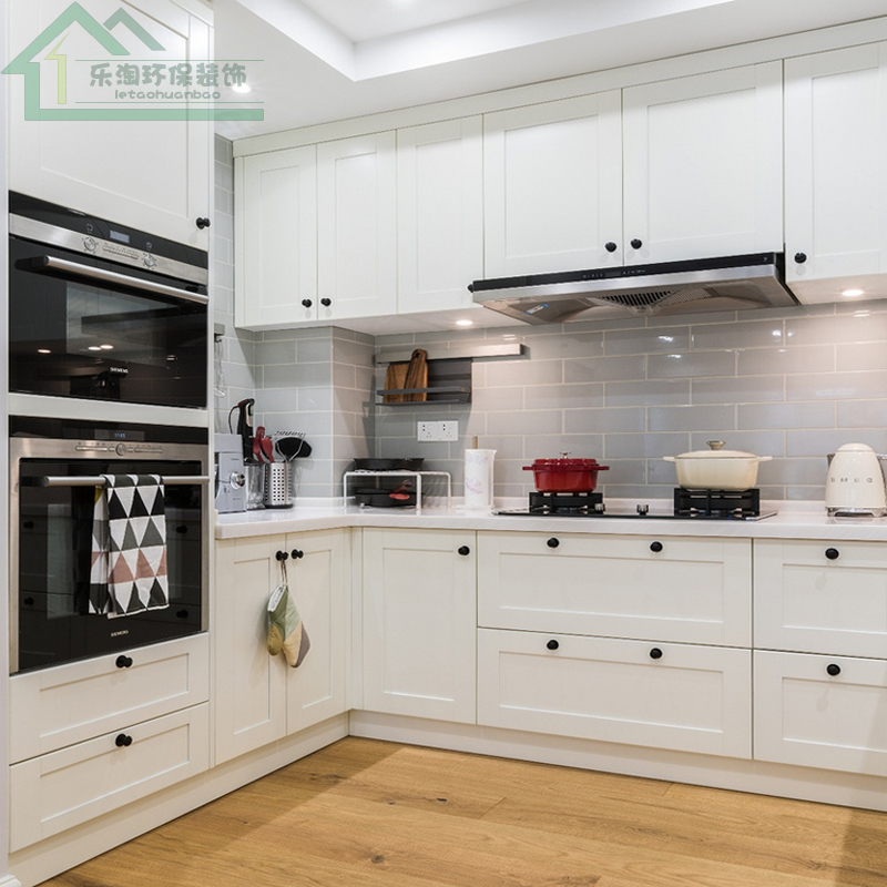 Overall cabinet customization kitchen overall cabinet customization modern simple cabinet door cabinet simple assembly economy