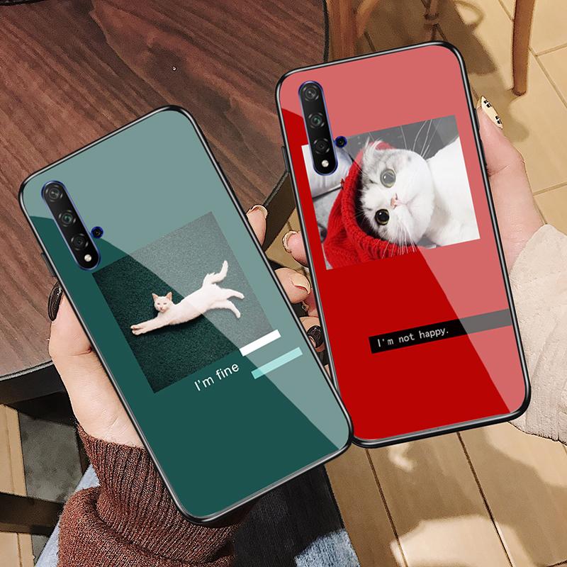 猫咪手机壳