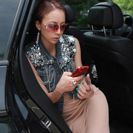 Корейская версия новой женской моды весной 2015 Цянь Джао slim Купированные джинсовый жилет жилет жилет жилет Тайд