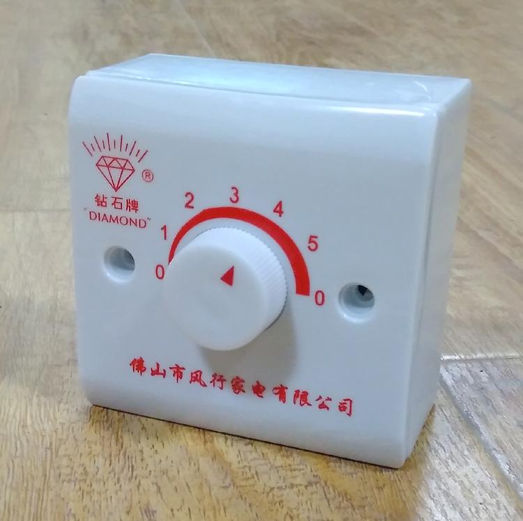 Вешать вентилятор регулятор скорости 86 тип поверхностный монтаж скрытый 5 файлы вентилятор регулятор скорости губернатор переключатель регулировать переключатель