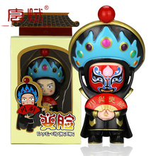 Sichuan Opera Face Changing dolls and dolls, Sichuan Chengdu specialty, Chinese style gifts to foreigners