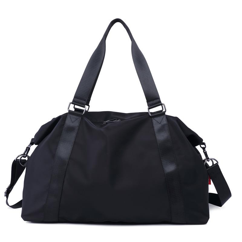 小米世家手提旅行包大容量防水折叠旅行袋男女行李收纳轻便健身包