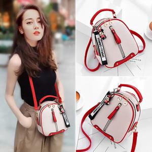 今年流行网红小包包女包2021新款时尚爆款双肩背包百搭单肩斜挎包