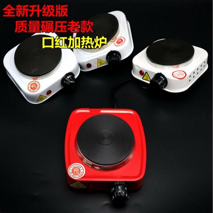 Новый электрическое отопление печь 500W пузырь чай кофе мокко горшок кофе печь мини электричество печь отопление губная помада DIY сжигать чашка горячей молоко