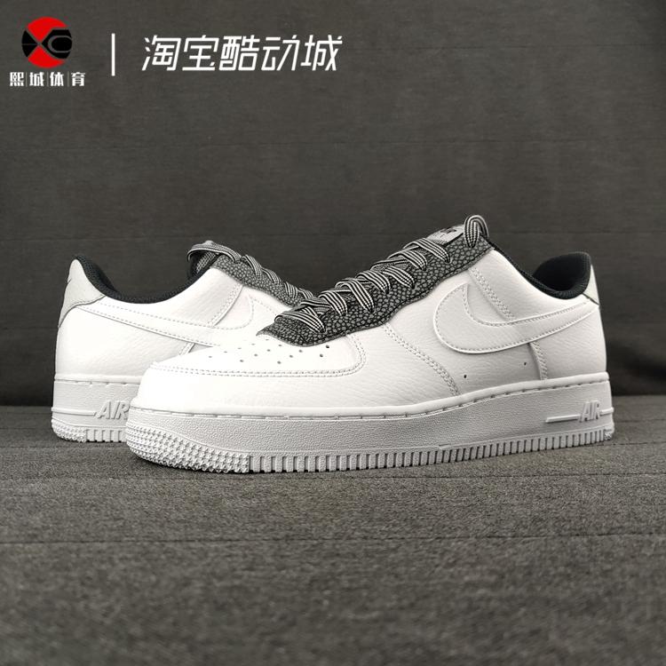熙城体育 Nike Air Force 1耐克AF1空军一号大理石板鞋CK4363-100