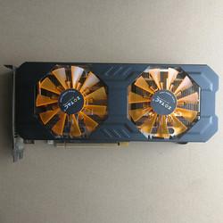 索泰GTX760 2G 霹雳版HA HB 至尊版吃鸡显卡 逆水寒 独立游戏显卡