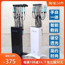 发廊24V智能数码烫发机器热烫机理发店一键烫艾文美发卷发电发机D