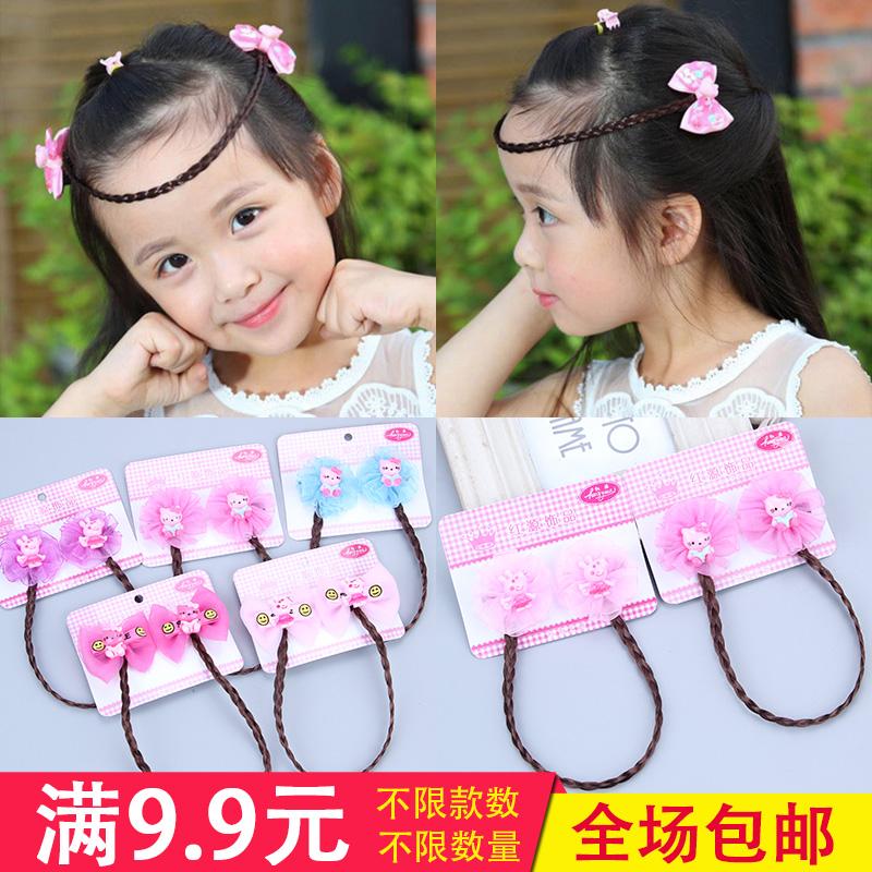 Украшения для волос детские Артикул 590709257075