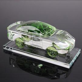 汽车香水座式小车水晶车上摆件轿车饰品跑车模型车内装饰