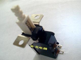 油烟机开关 电源开关220V35-40A 按键开关 油烟机配件