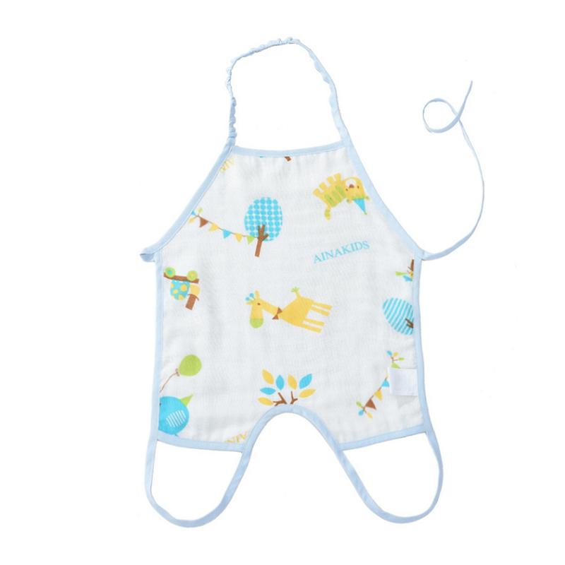 臻棉紗布 全棉護肚保暖 艾娜騎士嬰兒肚兜 寶寶肚兜 兒童