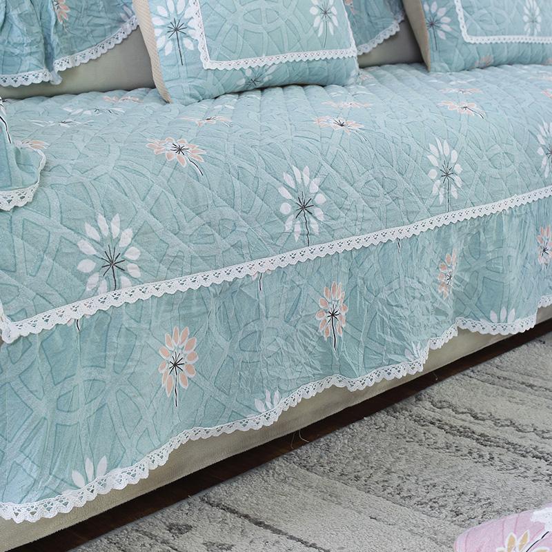 限1000张券布艺沙发垫套罩定做四季防滑万能套