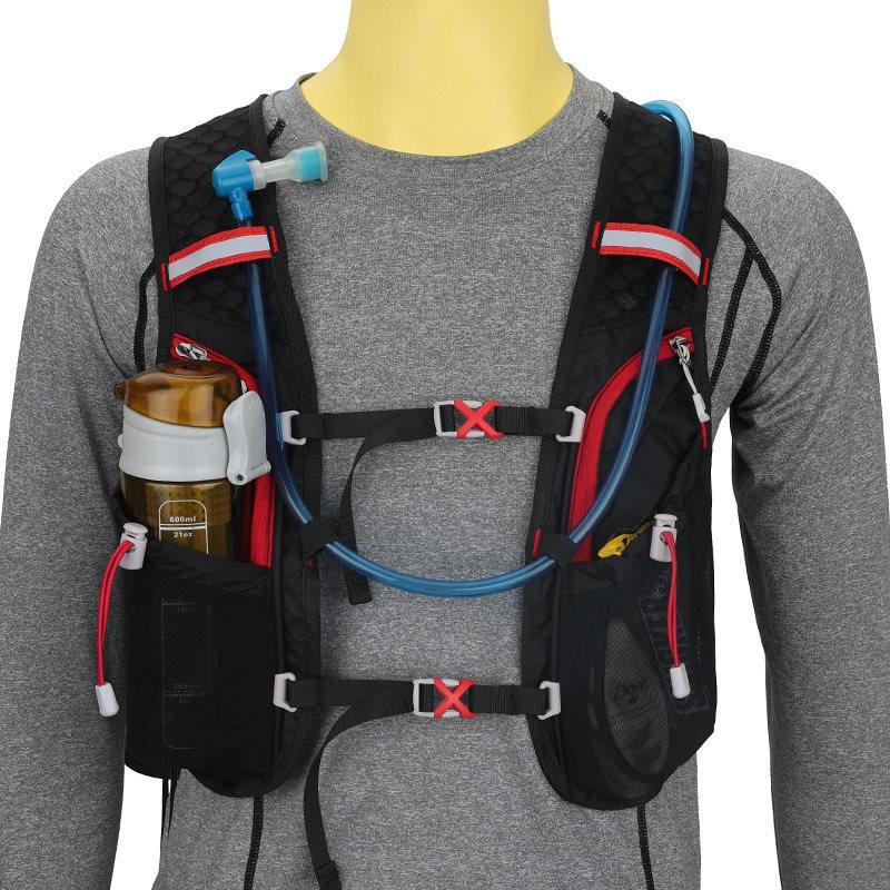 。骑行包 18L山地自行车骑行背包跑步背包装备用品户外运动双肩背