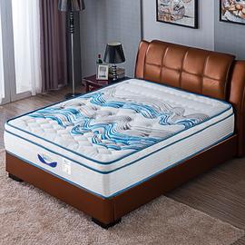 海马独立弹簧床垫 30cm加厚 双人床垫 1.5米1.8米超软席梦思床垫