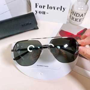 2020新款尼纶高清偏光太阳镜男司机墨镜双梁方框超轻百搭潮款眼镜