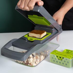 多功能切菜器厨房家用刮丝胡萝卜丝