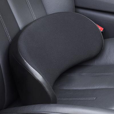 日本YAC 汽车靠垫腰垫 护腰 夏季靠垫腰枕孕妇护腰靠枕车载靠背垫