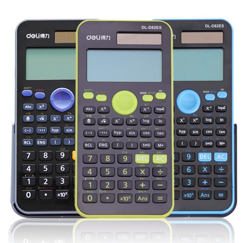 科学计算器82es