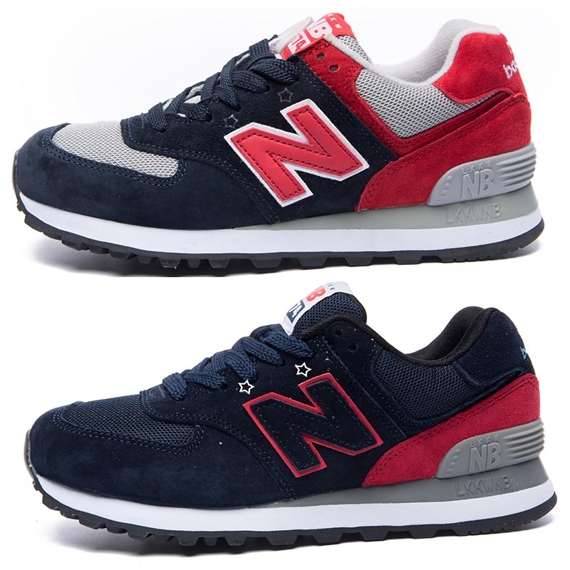 New Bailun Sports Shoes Co., Ltd. authorized baocaige nb574 men's US captain women Raytheon men's autumn