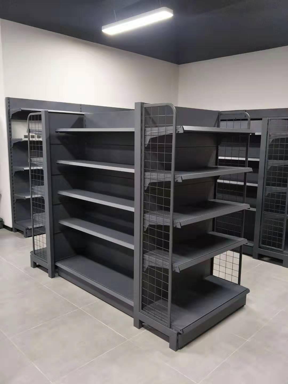 超市货架 便利店药店货架文具店货架单面双面商店货架