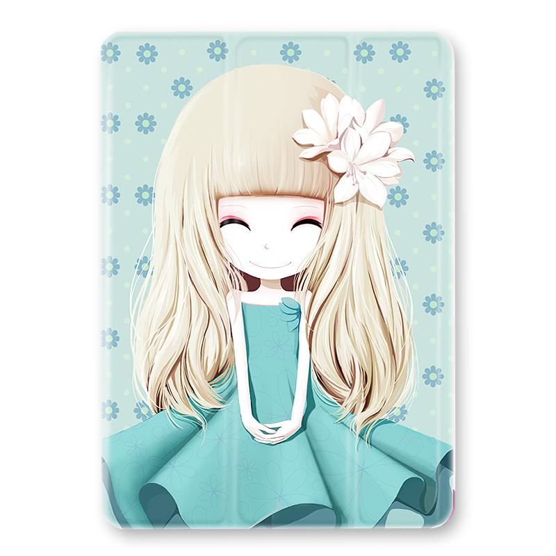 amke蘋果iPad mini1 mini2保護套iPad mini4殼卡通超薄迷你4皮套