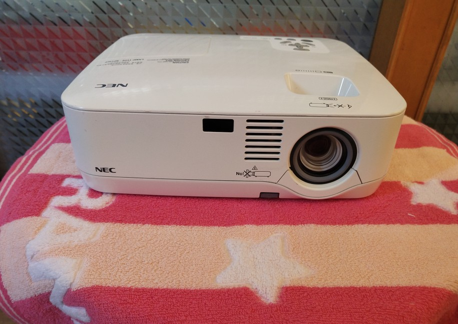 热销0件有赠品二手家用商务NEC510投影机高清1008P无线wifi手机同屏家庭影院720