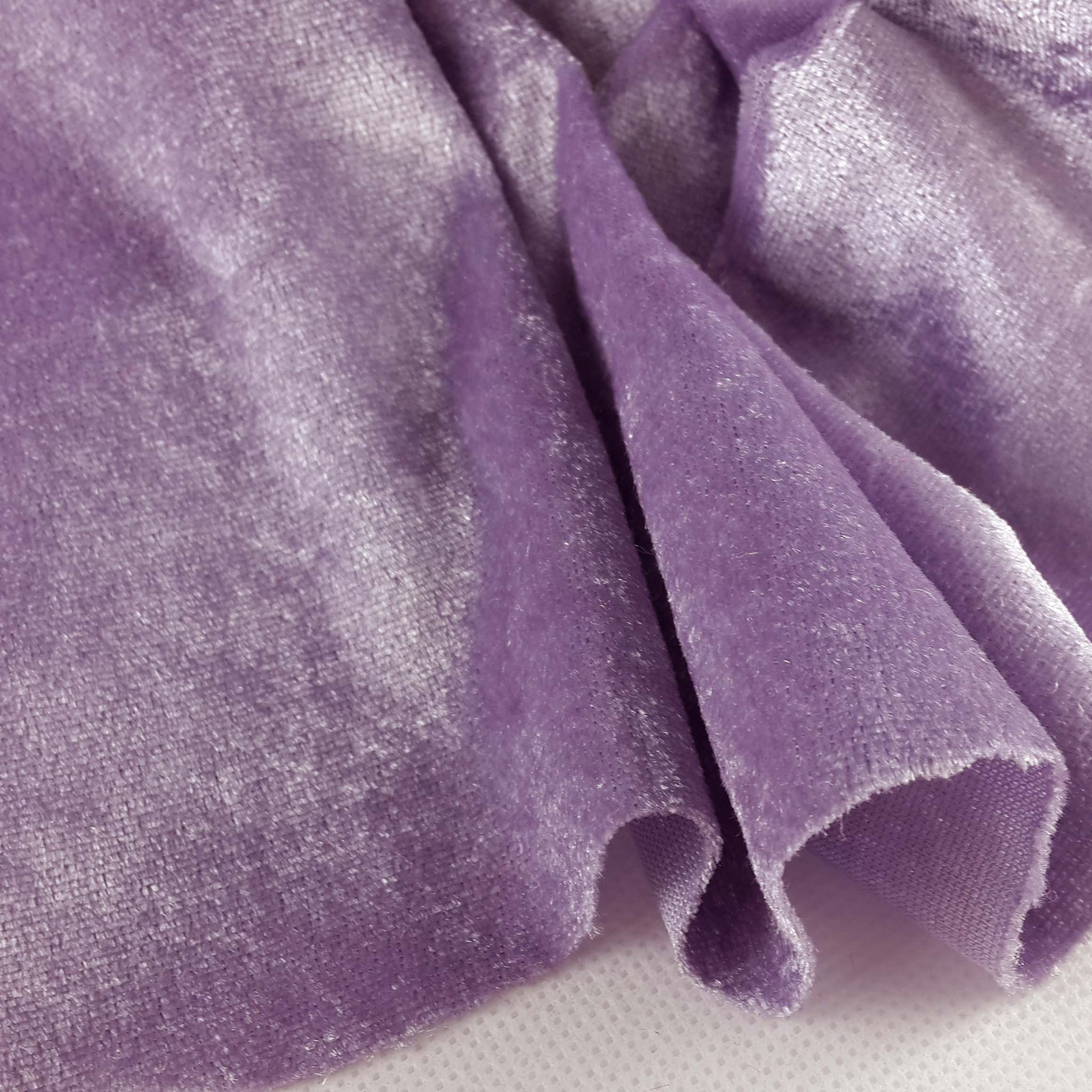 Светло-фиолетовый бархат ткань скатерти ткань конференции для распространения толстой тканью фоне шторы Золотой бархат ткань короткие волосы