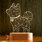 创意又实用的小狗夜灯