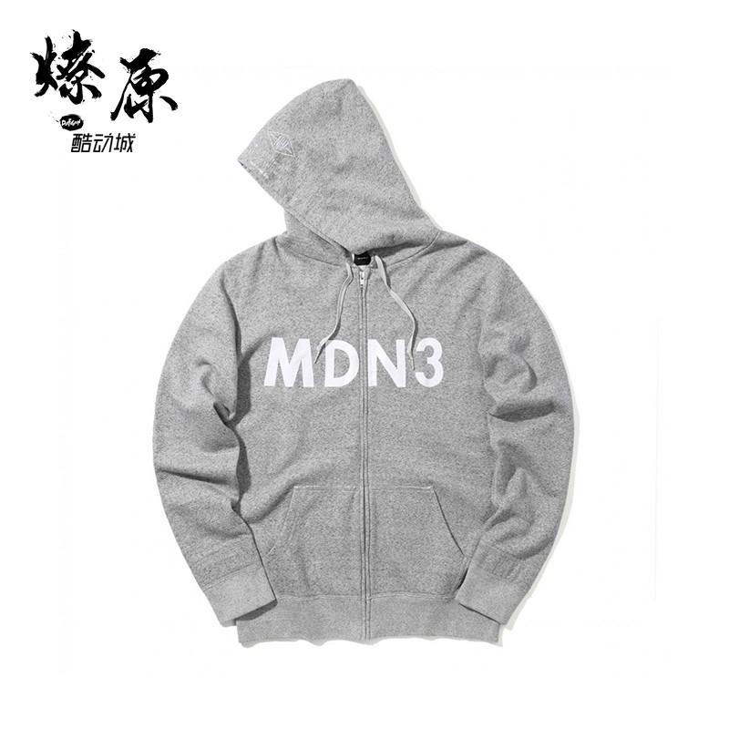 【瑕疵】MADNESS x N.HOOLYWOOD HOODIE三周年联名拉链卫衣帽衫