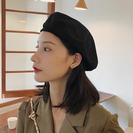 帽子女夏八角帽图片