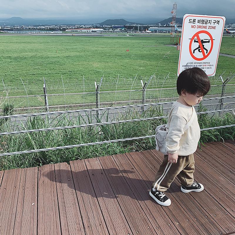 10月16日最新优惠允儿妈儿童运动套装男童卫衣套装